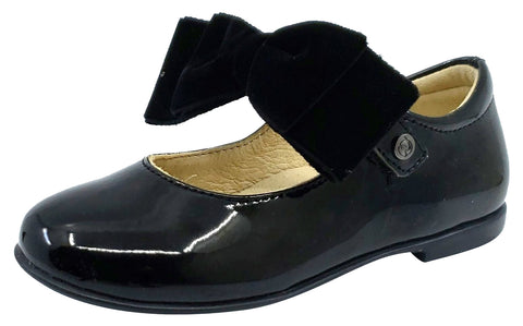 Naturino Falcotto Girl's Stresa Shoes, Black Patent