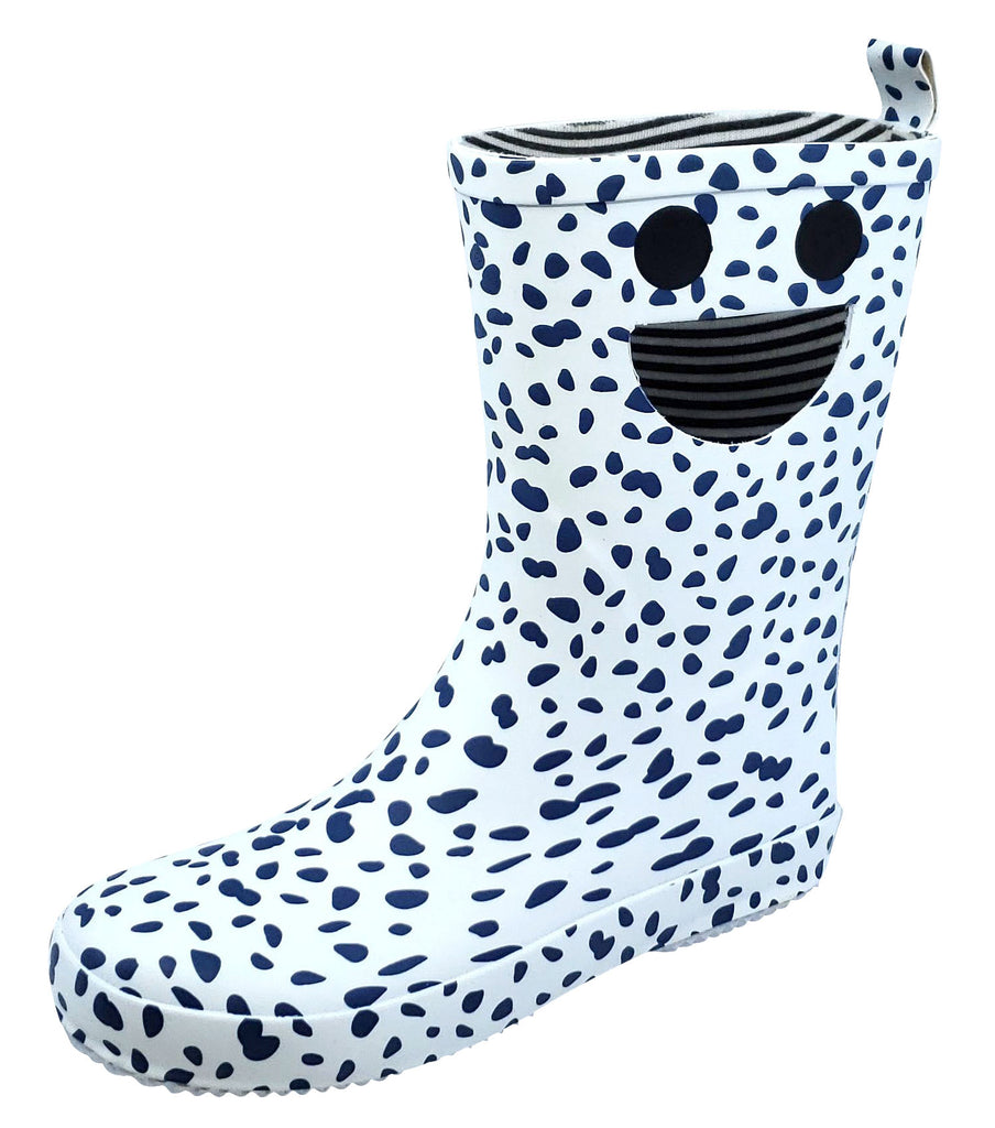 Boxbo Wistiti Snow Flok Girl's and Boy's Rain Boot