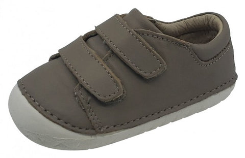 Old Soles Boy's and Girl's 4005 Taupe Pave Markert Sneaker Shoe