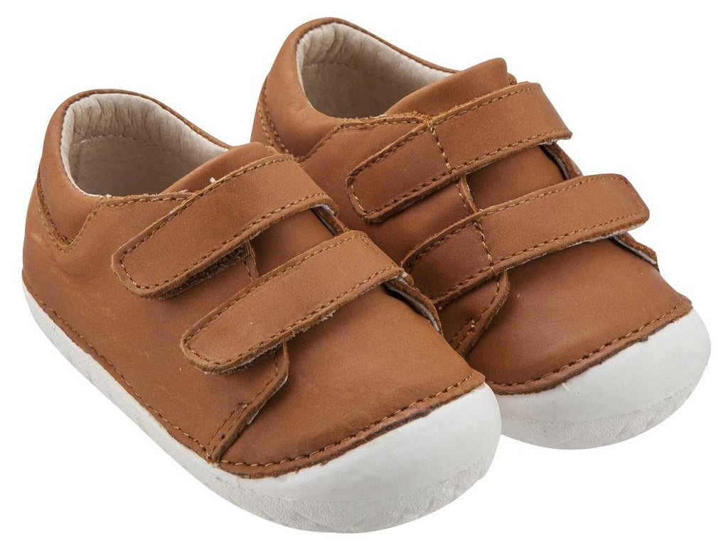 Old Soles Boy's and Girl's 4005 Tan Pave Markert Sneaker Shoe
