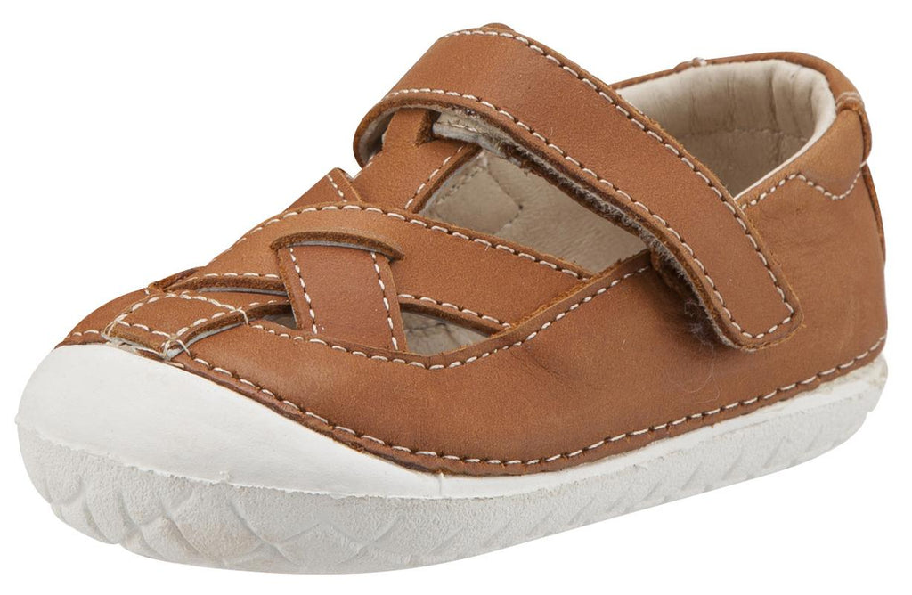 Old Soles Boy's and Girl's Thread Pave Leather Sandal Sneakers