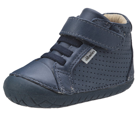 Old Soles Boy's Pave Cheer Denim with Denim Sole