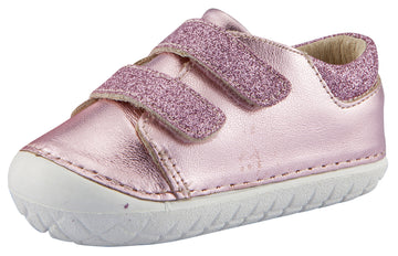 Old Soles Girl's Edgey Pave, Glam Pink