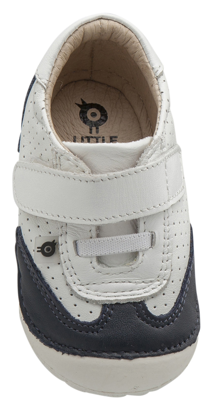 Old Soles Boy's and Girl's Prize Pave, Snow / Navy