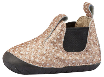 Old Soles Girl's Twinkle Pave, Star Glam Copper