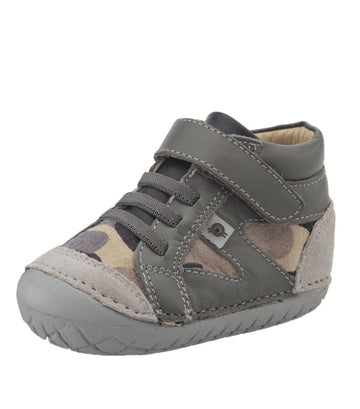 Old Soles 4049 Pave Squad Sneakers - Grey/Grey Camo