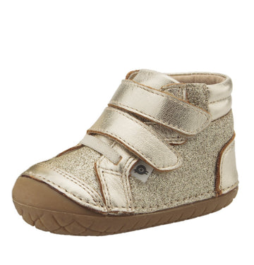 Old Soles Girl's & Boy's 4054 Glamster Pave Sneakers - Gold/Glam Gold