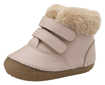 Old Soles Bear Pave Sneaker Booties - Powder Pink