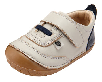 Old Soles Boy's Caramba Pave, Gris/Navy