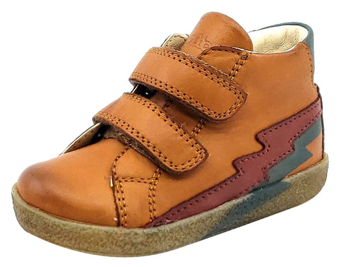 Naturino Falcotto Boy's Cayden Shoes, COGNAC