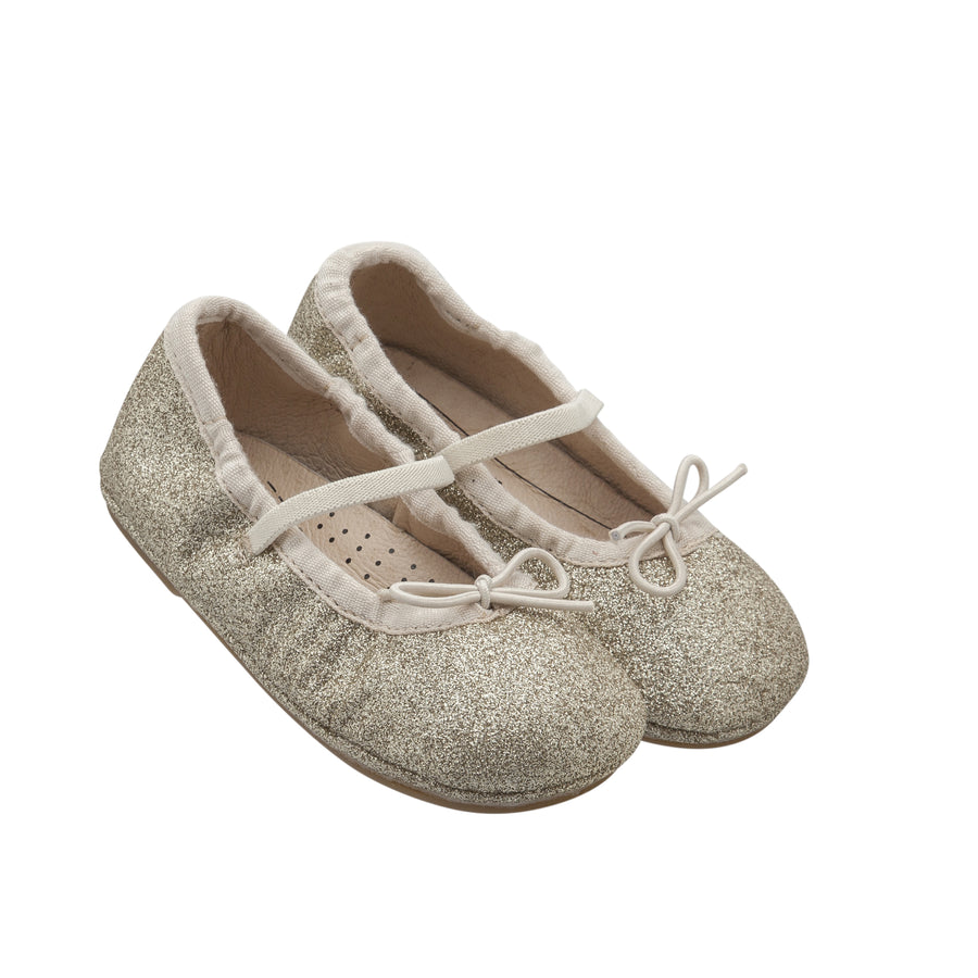 Old Soles Girl's Cruise Ballet Flat - Glam Gold