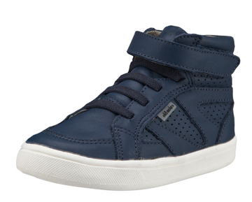 Old Soles Girl's & Boy's Starter Sneakers, Navy
