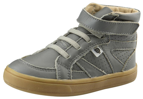 Old Soles Boy's and Girl's Starter Shoe, Grey