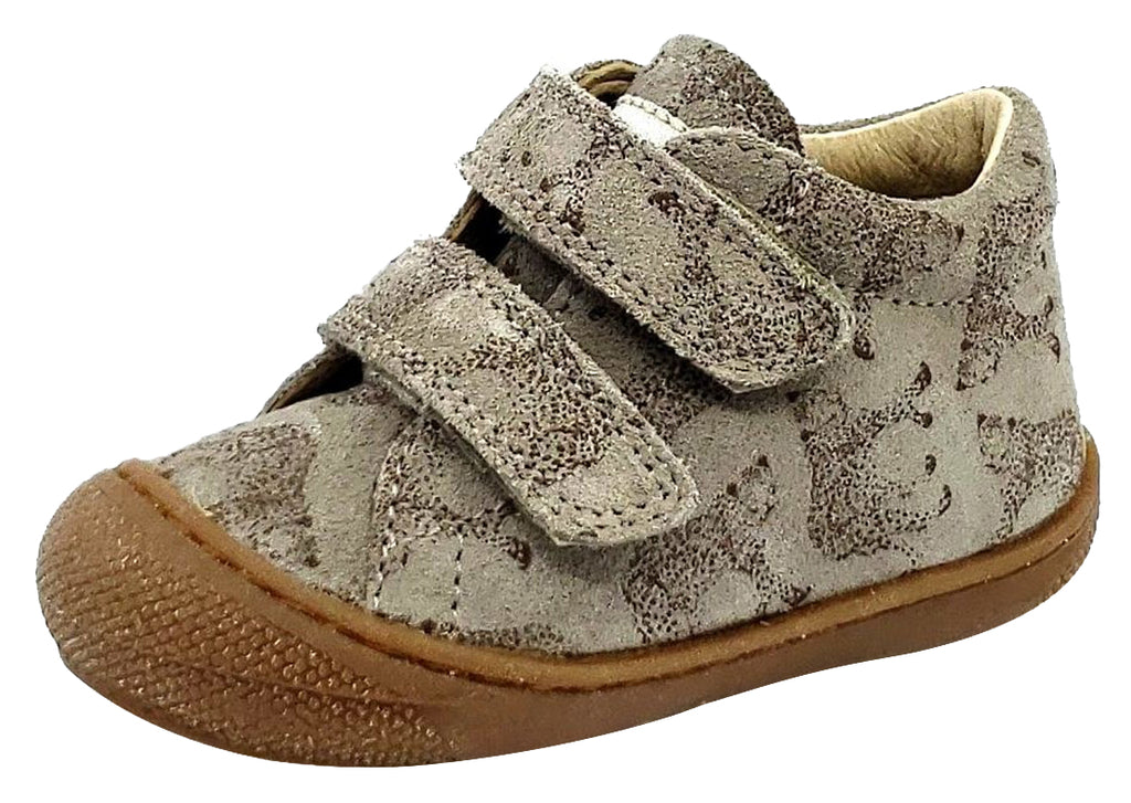 Naturino Falcotto Girl's & Boy's COCOON  Sneakers, LEOPARDI TORTORA