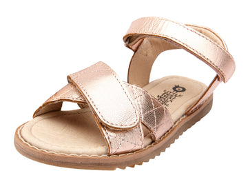 Old Soles Girl's 7027 Quilt Chique Sandals - Copper