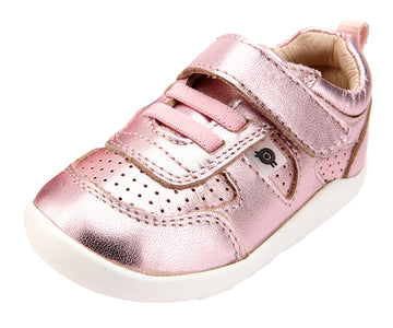 Old Soles Girl's Overland Shoe - Pink Frost