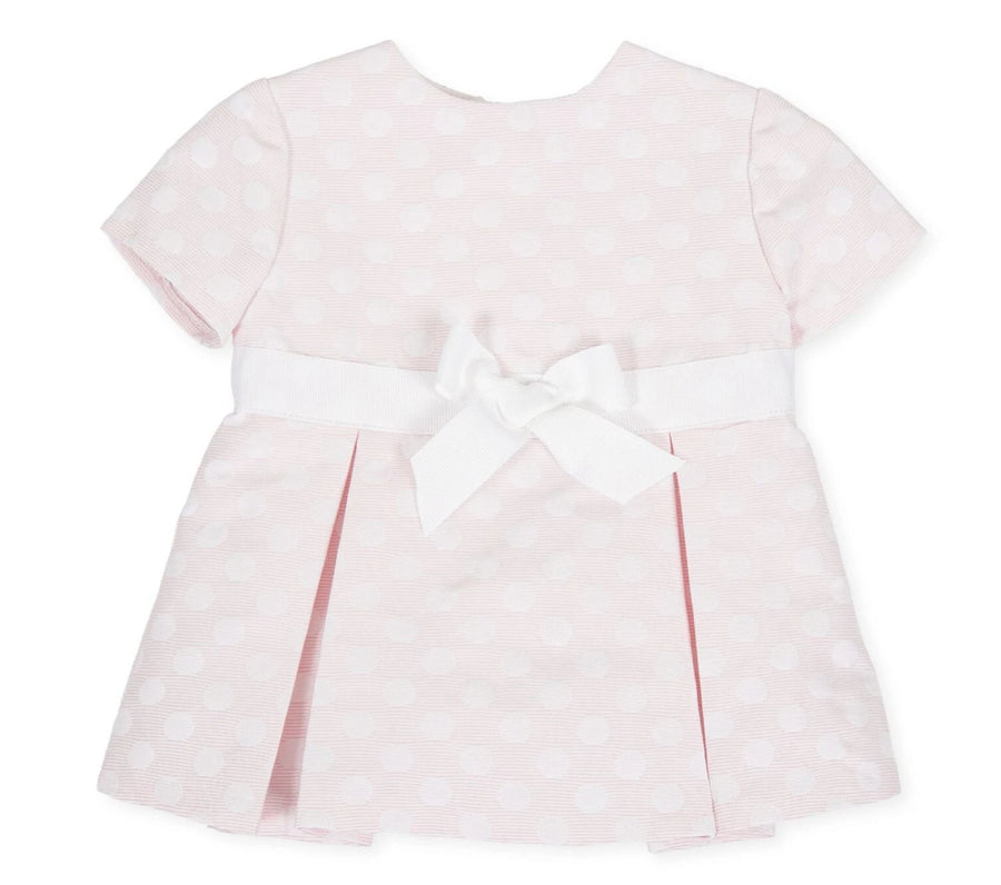 Tutto Piccolo Girl's 8214 Pink Dress