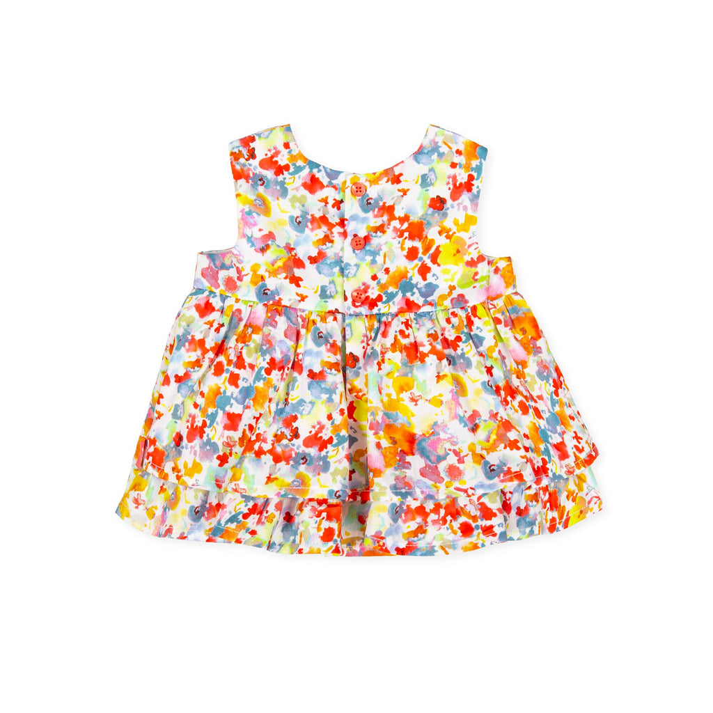 Tutto Piccolo Girl's 8225 Crop Top