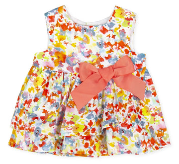 Tutto Piccolo Girl's 8225 Dress
