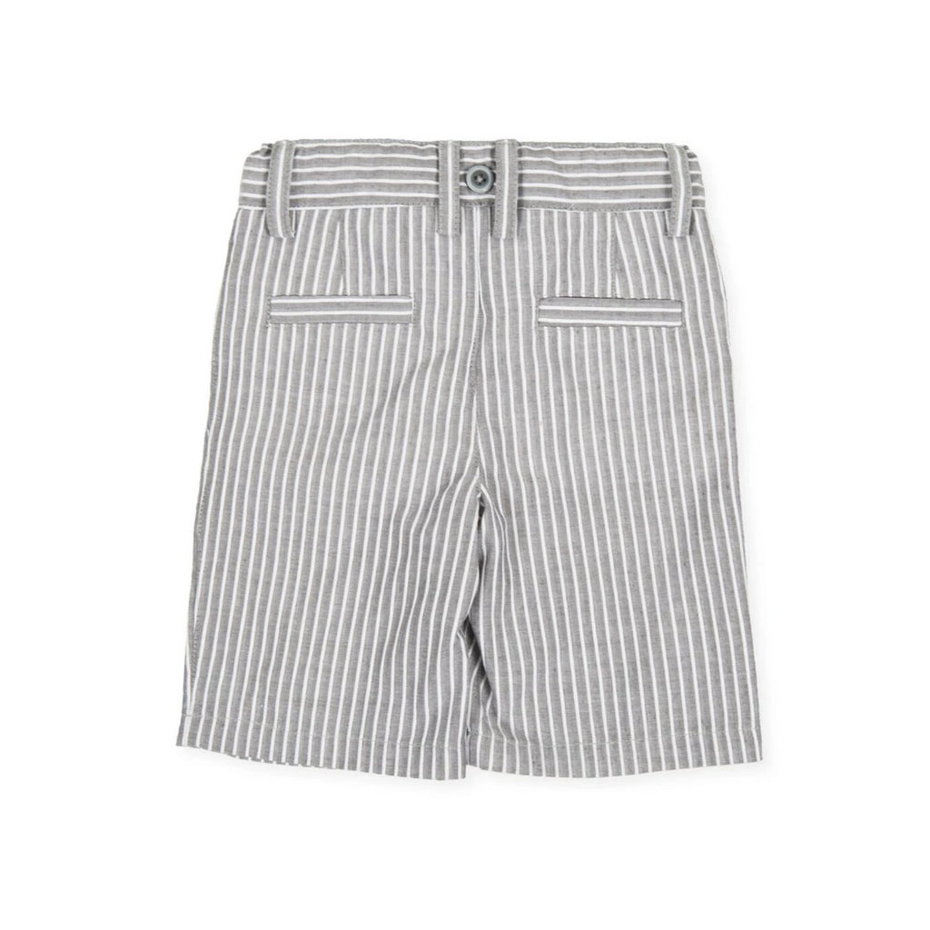 Tutto Piccolo 8322 Gray Shorts - Antracite