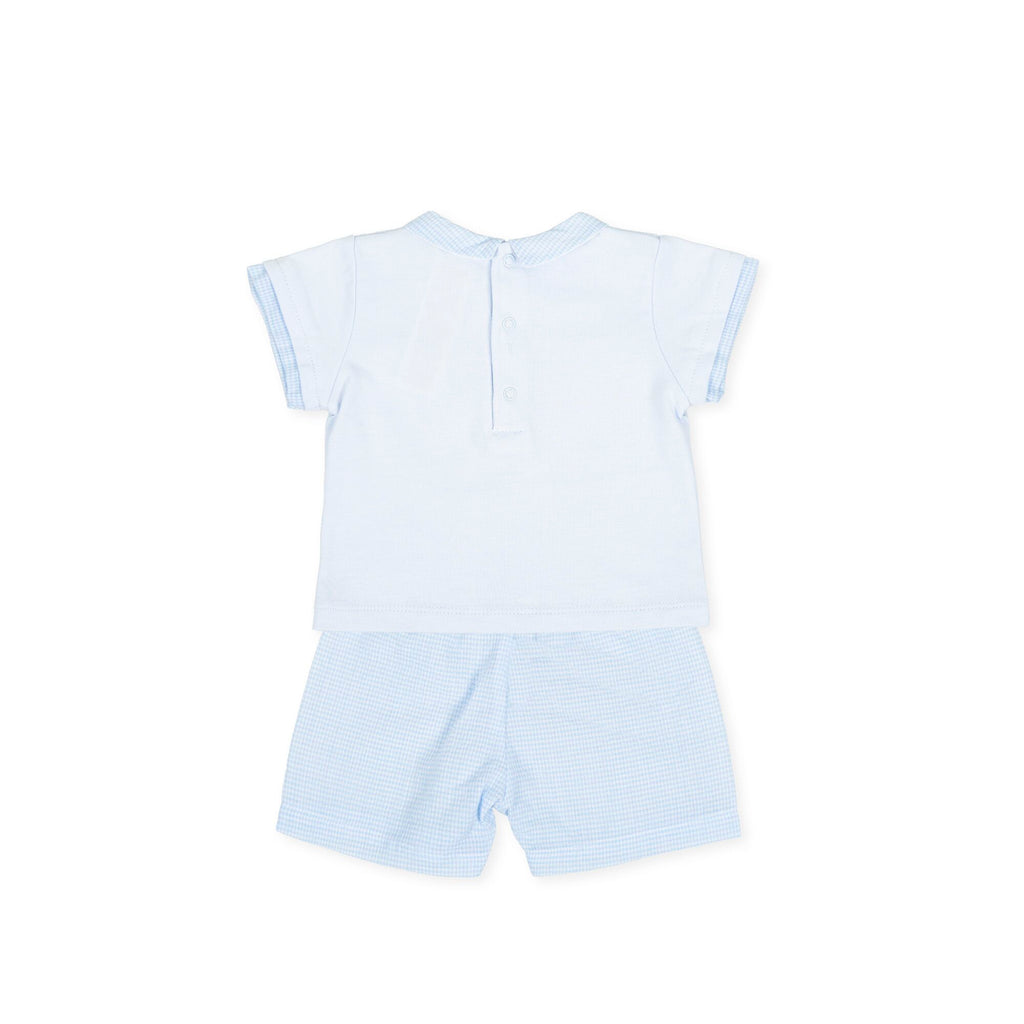 Tutto Piccolo Boy's & Girl's Blue Tops and Shirts