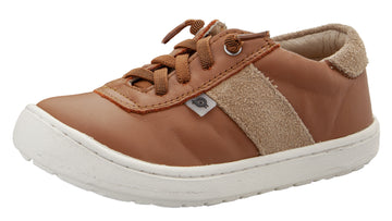 Old Soles Boy's & Girl's 9002 Travel Shoe - Tan/Tan Suede