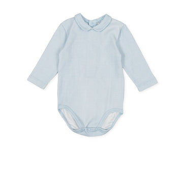 Tutto Piccolo Boy's & Girl's 9190 Body Interlock Body Suit - Porcelain