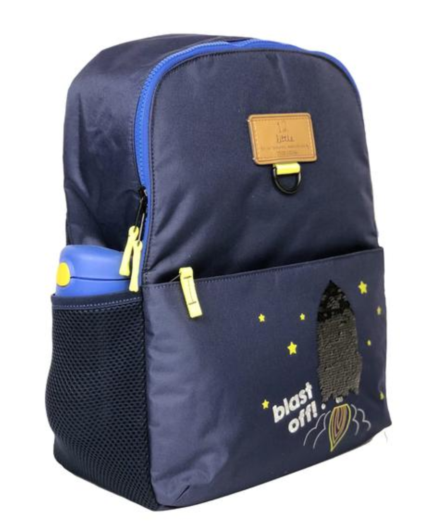 TWELVELittle Aventure Backpack, Navy