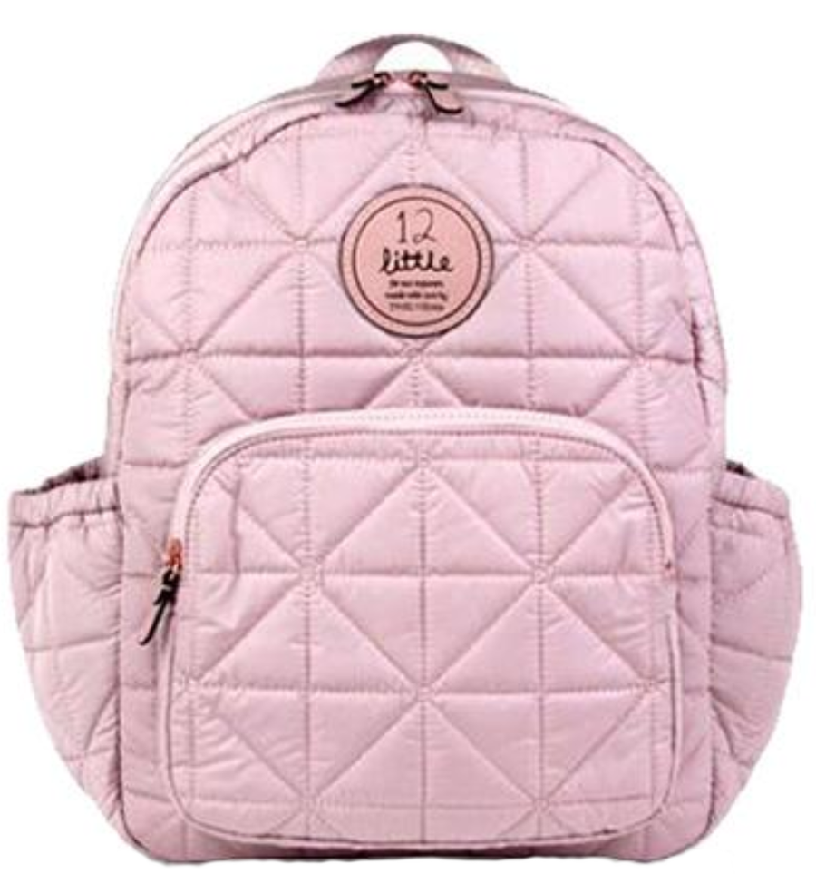 TWELVELittle Little Companion Backpack, Blush Pink