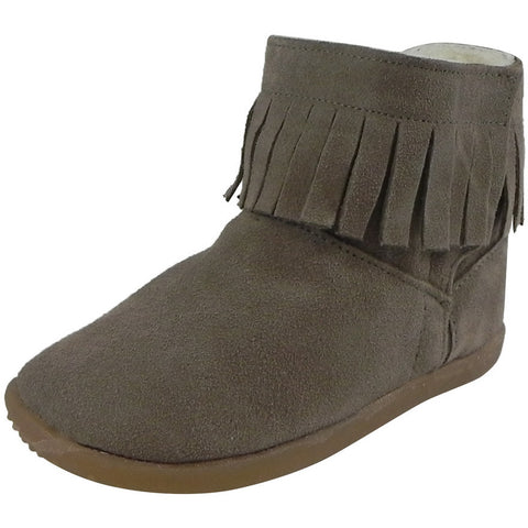 ShooShoos Kid's 102888 Moccasin Boot - Just Shoes for Kids  - 1