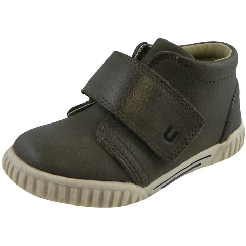 Umi Boys' Olive Bodi C Active Chukka Toddler Boot - Just Shoes for Kids  - 1