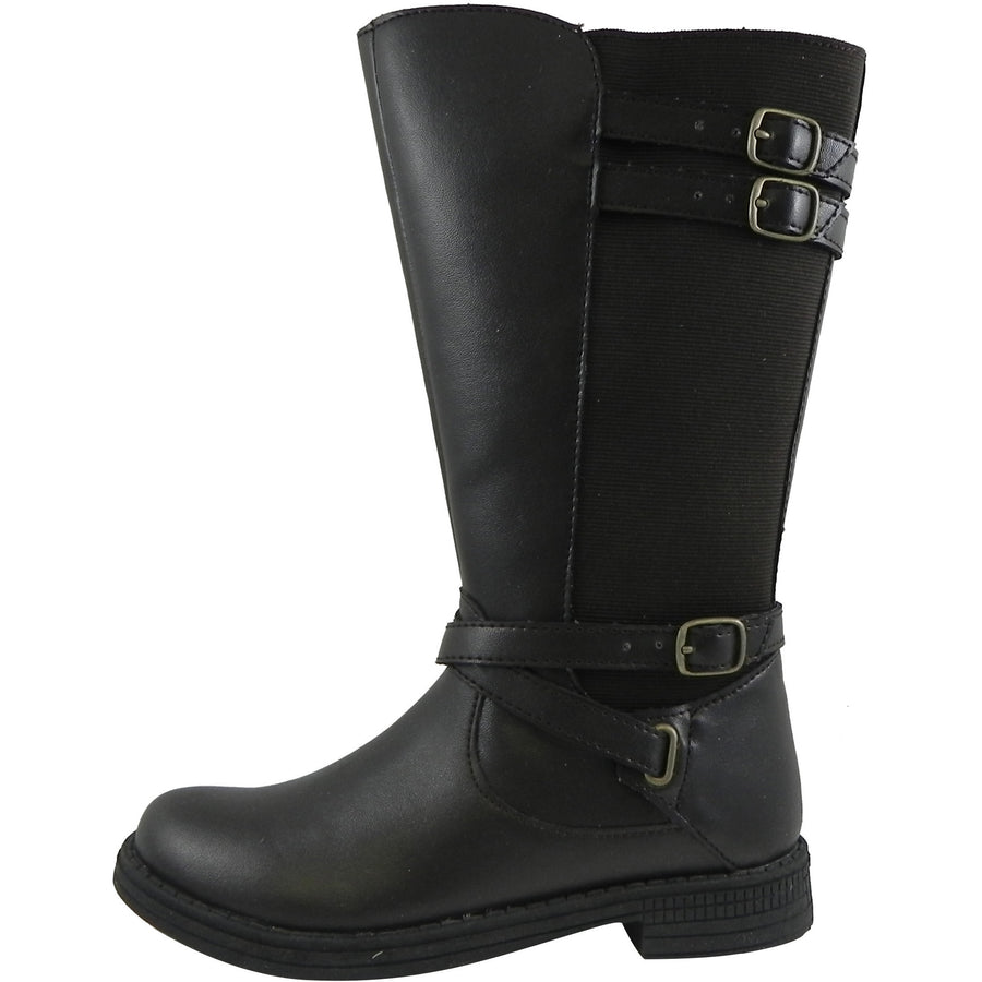 Umi Girl's Brown Rhian Boots