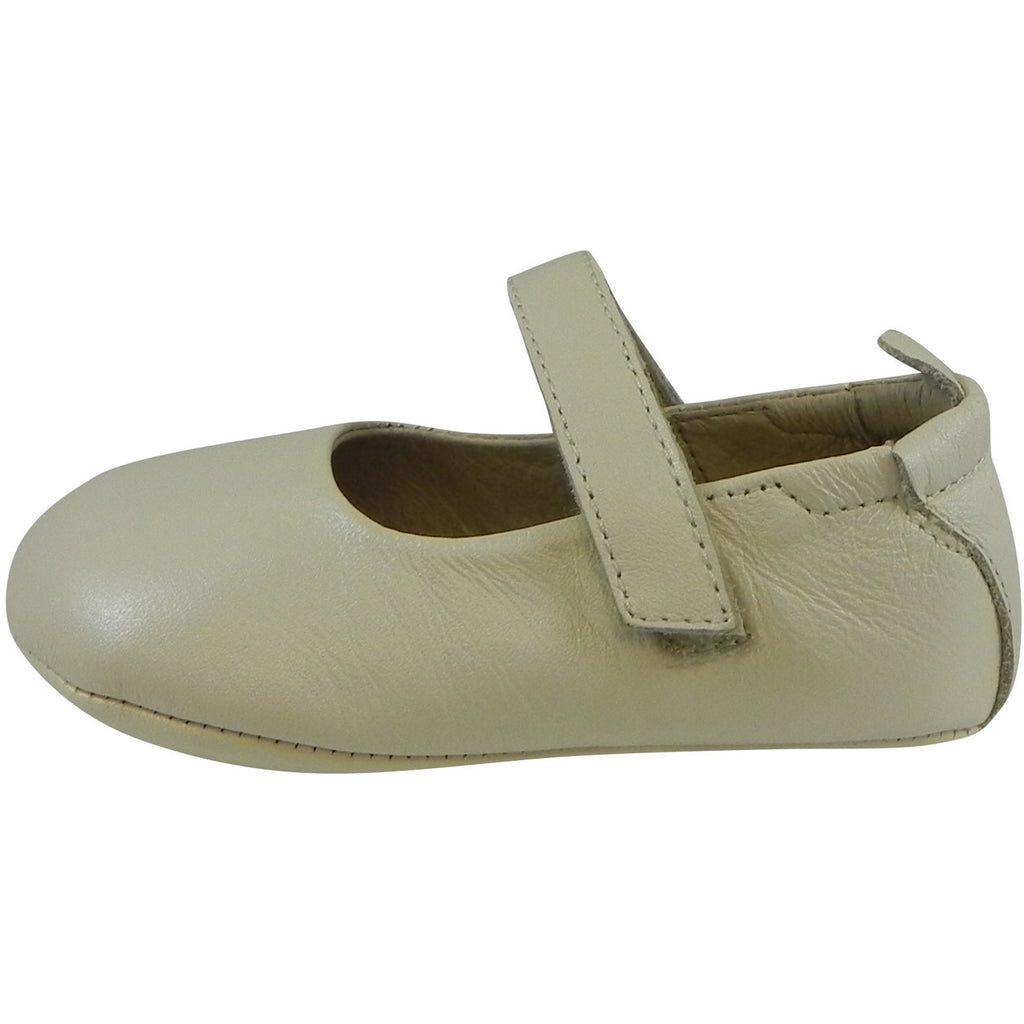 Old Soles Girl's 022 Pearl Metallic Leather Gabrielle Mary Jane - Just Shoes for Kids  - 2