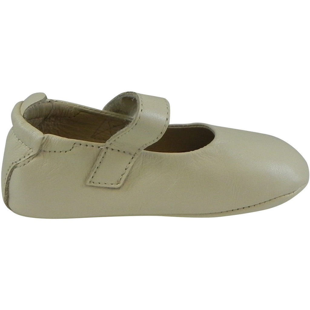 Old Soles Girl's 022 Pearl Metallic Leather Gabrielle Mary Jane - Just Shoes for Kids  - 4