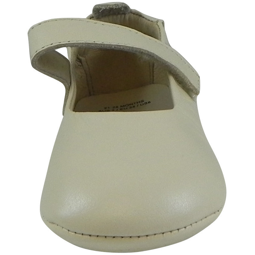 Old Soles Girl's 022 Pearl Metallic Leather Gabrielle Mary Jane - Just Shoes for Kids  - 5