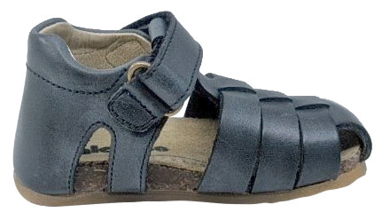 Naturino Falcotto Boy's and Girl's Alby Fisherman Sandals, Bleu