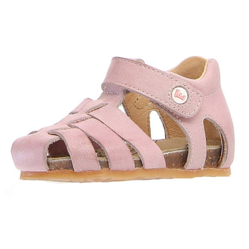 Naturino Falcotto Girl's Alby Fisherman Sandals - Pink