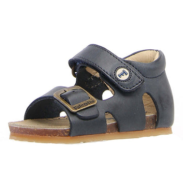 Naturino Falcotto Boy's and Girl's Bea Open Toe Sandals - Blue