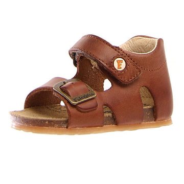Naturino Falcotto Boy's and Girl's Bea Open Toe Sandals - Cuoio