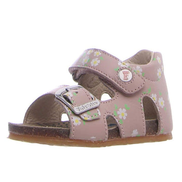 Naturino Falcotto Girl's Bea Open Toe Sandals - Cipria