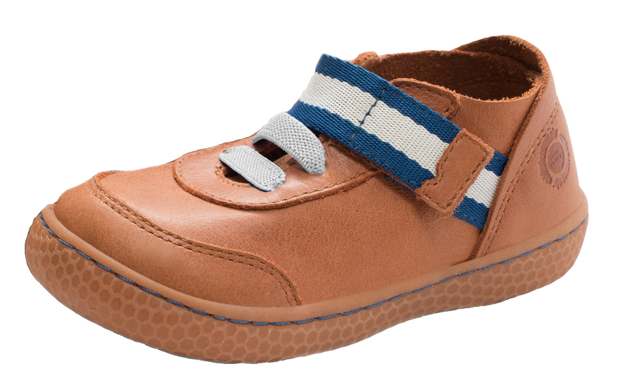 Livie & Luca Boy's Hero Sneaker, Brown