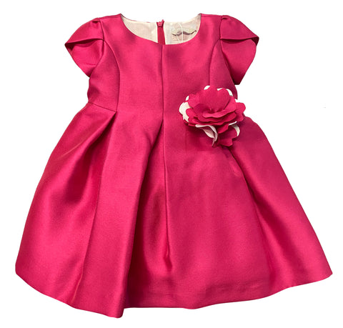 Amaya Girl's 513190 Fucsia Dress
