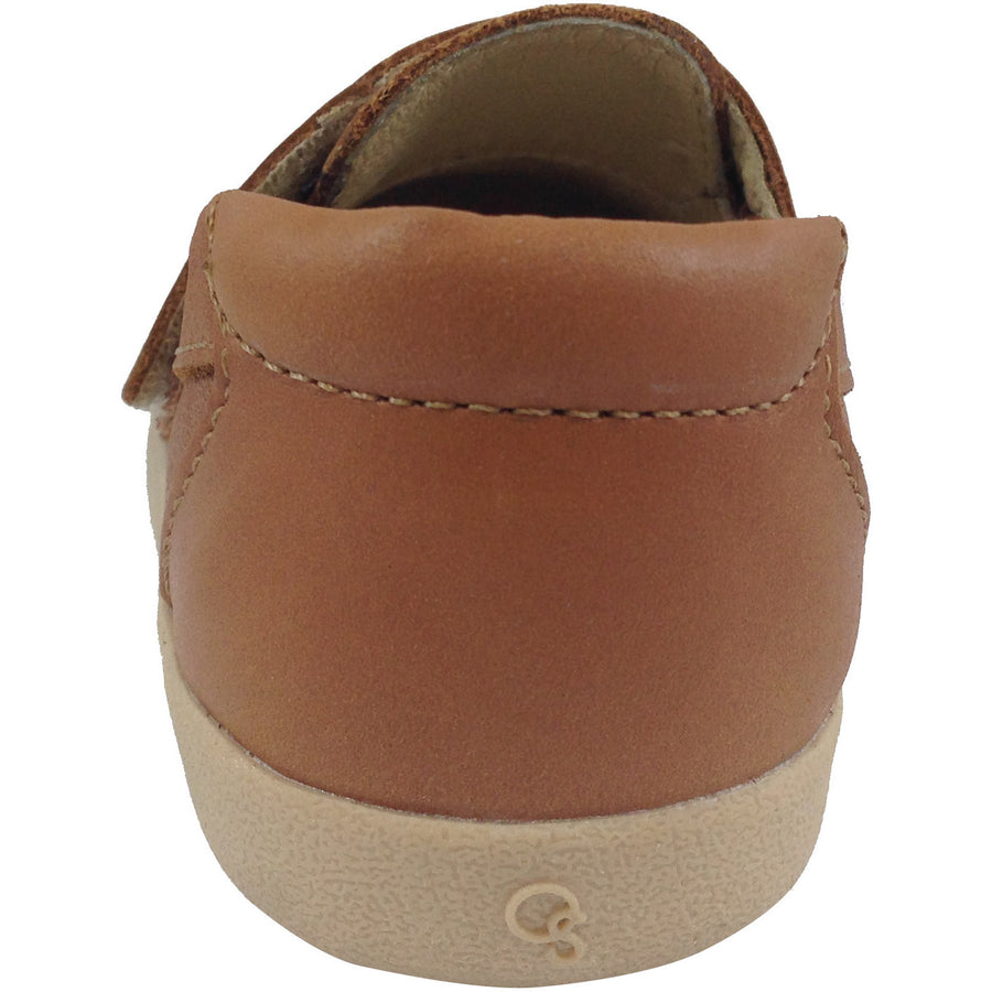 Old Soles Boy's 346 Tan Business Loafer - Just Shoes for Kids  - 3