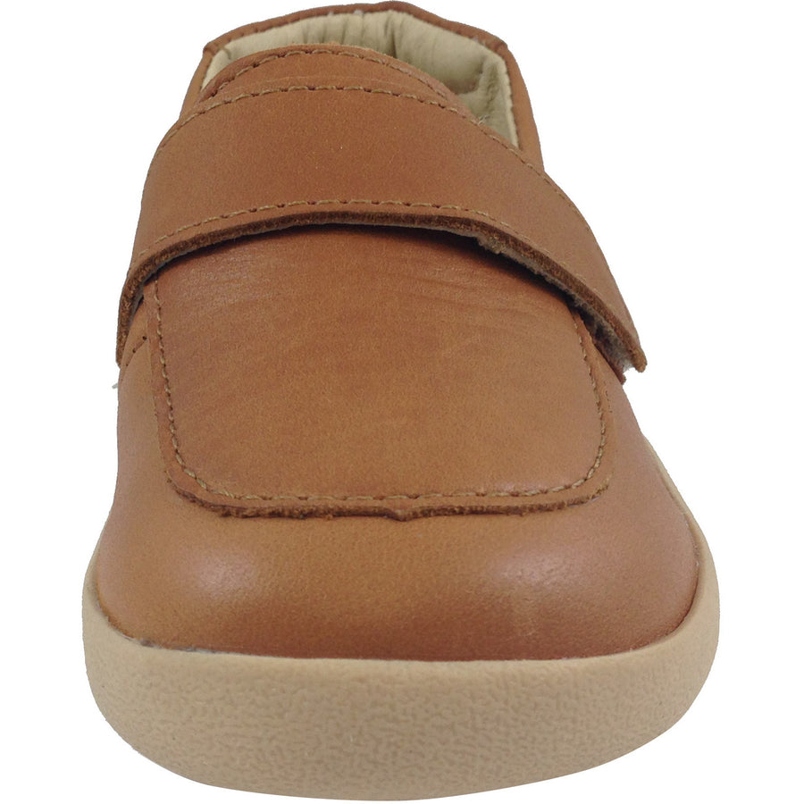 Old Soles Boy's 346 Tan Business Loafer - Just Shoes for Kids  - 5