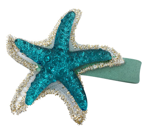Bunk Punk Princess Mermaid Star Fish Alligator Clip