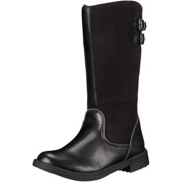 Umi Girl's Black Kayce Waterproof Boot