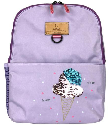 TWELVELittle Aventure Backpack, Lilac
