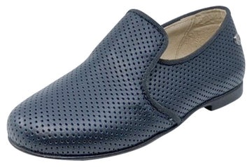 Naturino Girl's and Boy's Alghero Vit.Forato Slip On Shoes, Navy