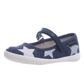 Naturino Girl's Bonacolzi Canvas Shoes - Jeans