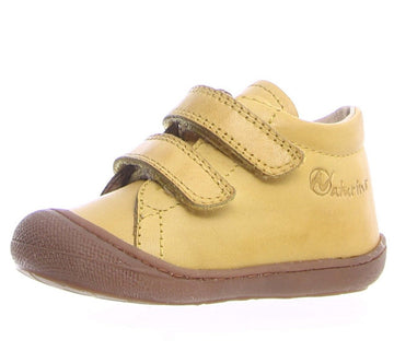 Naturino Girl's & Boy's Cocoon Vl Nappa Spazz. Sneakers - Giallo Yellow